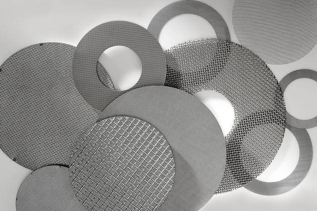 Фильтры из металлических сеток